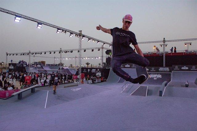 """JUEVES Skate.- Danny León: """"El 'skate' es un estilo de vida y una forma de ser"""""""