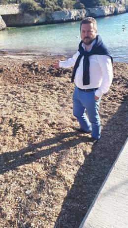 VOX denuncia el mal estado de las zonas turísticas de Menorca al inicio de la temporada