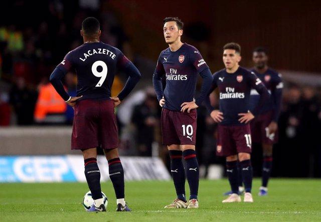 England Premier League - Wolverhampton Wanderers vs Arsenal