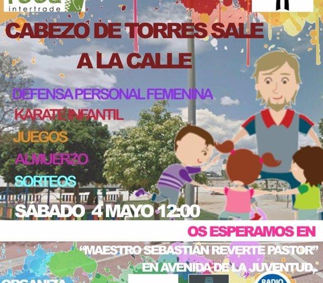 Junta de Cabezo de Torres (Murcia) organiza este sábado actividades deportivas para toda la familia