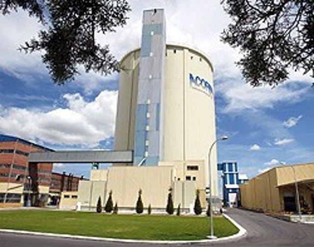Imagen de la fábrica de Acor