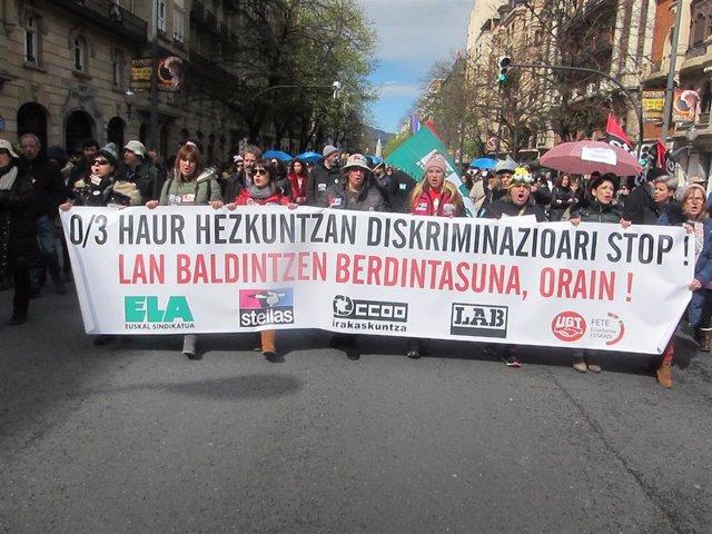 Sindicatos de la concertada advierten de que sin nuevas propuestas seguirán con la vía de la huelga el próximo curso
