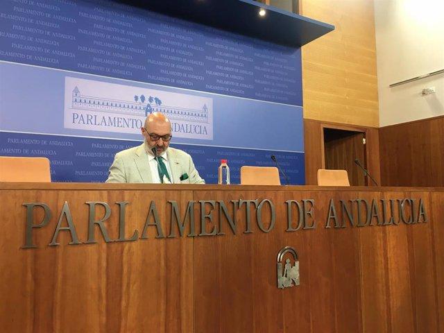 AV.- Vox exige una rectificación a Casado para negociar los Presupuestos en Andalucía