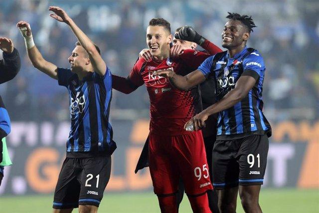 Italy Coppa Italia - Atalanta BC vs ACF Fiorentina