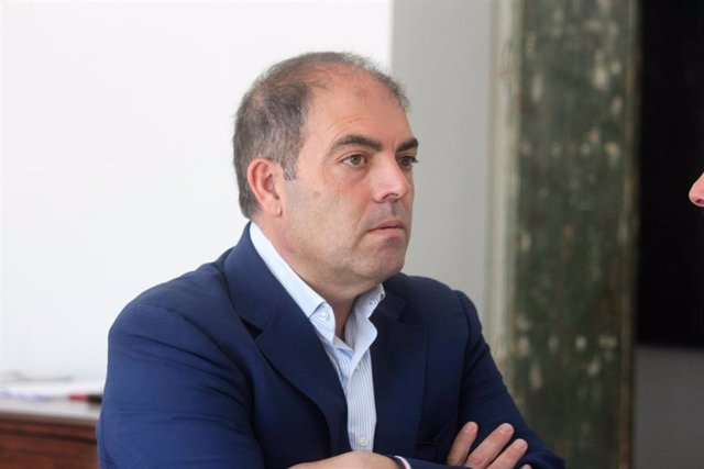 Lorenzo Amor, presidente de la ATA (Federación de Autónomos)