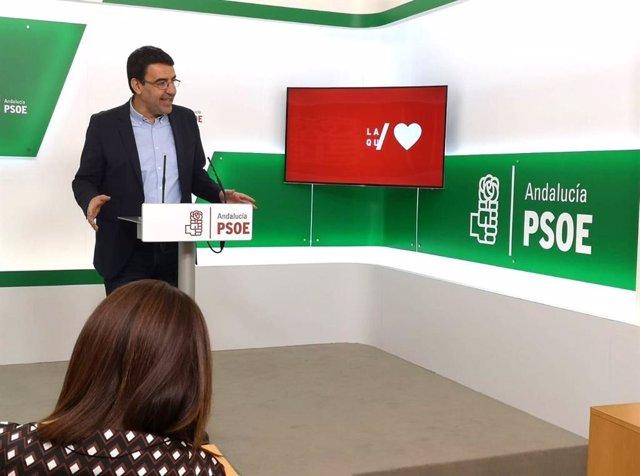 PSOE-A alerta de que las listas de espera para Dependencia han subido en 2.208 personas con el Gobierno de Moreno