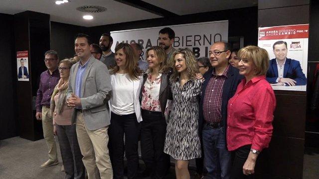 """26A-De La Rosa Aspira A Una """"Rotuda Victoria"""" Para Desbancar A Lacalle Y Apela A La Participación Masiva De Los Votantes"""
