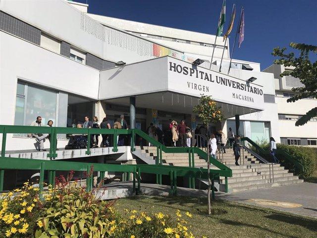 El Hospital Virgen Macarena De Sevilla Celebra El Dia Mundial De Higiene De Manos