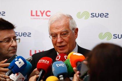 """El canciller español dice que Leopoldo López está """"como huésped"""" en la Embajada de España en Caracas y no como asilado"""