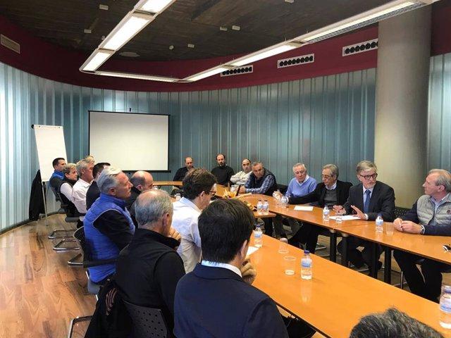 """Zaragoza.- El alcalde defiende una concesión """"cómoda a los mayoristas de Mercaragoza para recuperar las inversiones"""