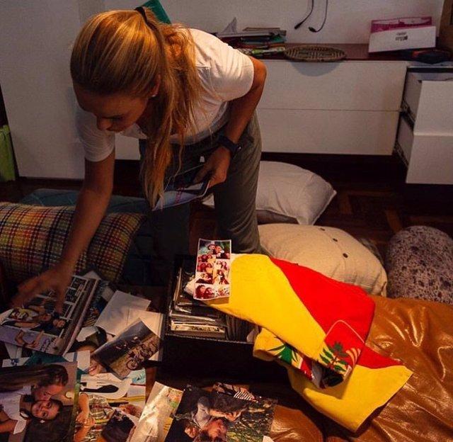AMP.- Venezuela.- Lilian Tintori denuncia el allanamiento de su vivienda en Venezuela