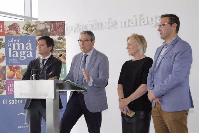 Málaga.- Las ferias comarcales Sabor a Málaga arrancan en Rincón de la Victoria con 40 productores de la provincia