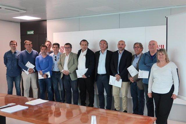 Educació signa un conveni de col·laboració amb vuit federacions per impartir diferents ensenyaments esportius