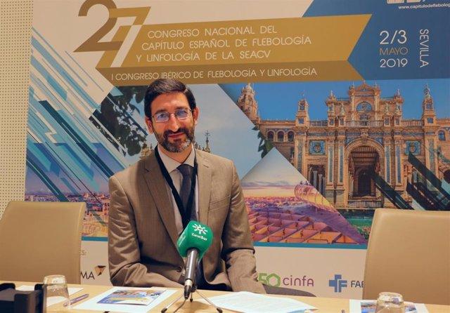 Más de 1,6 millones de andaluces padecen alguna enfermedad venosa crónica, según Sociedad Española de Cirugía Vascular