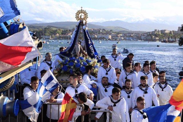 San Vicente de la Barquera este fin de semana la fiesta de La Folía