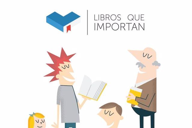 El Premio Mandarache y el colectivo Atrapavientos organizan un intercambio masivo de libros en Cartagena