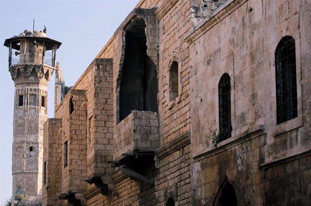 Siria.- El patrimonio cultural de Siria aguarda al fin de la guerra para ser reconstruido