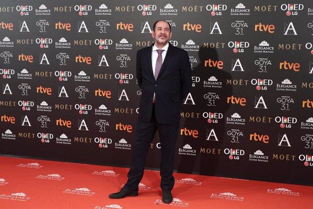 Karra Elejalde, Premios Goya 2017