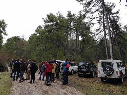 Cazorla acoge un curso de ámbito nacional del LIFE RedBosques