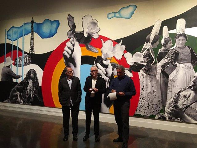 Cultura.- Un centenar de piezas con enfoque colaborativo y accesible a la sociedad recorren la obra de Léger en el IVAM