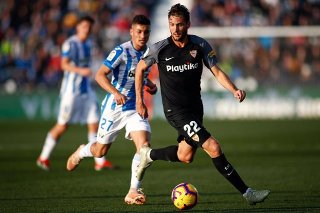 Soccer: La Liga - Leganes v Sevilla