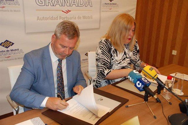 Granada.- Puertos.- Turismo.- Acuerdan un transporte gratuito a Motril para los cruceristas que llegan al puerto