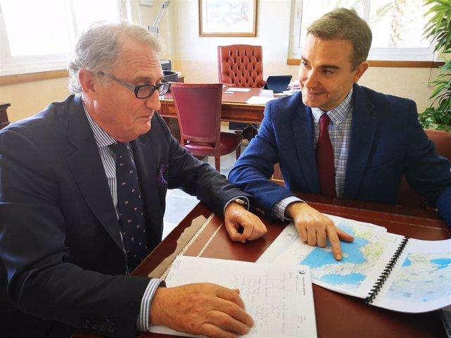 Almería.-Puertos.-La Autoridad Portuaria de Almería se incorporará a la estrategia europea del Crecimiento Azul