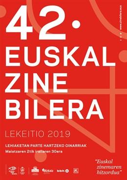Lekeitioko 42. Euskal Zine Bilerara lanak aurkezteko epea ireki dute