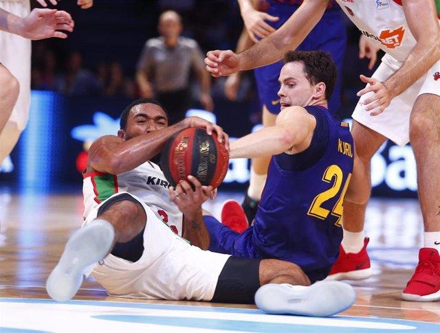 Baloncesto/Liga Endesa.- Previa del Barça Lassa - Kirolbet Baskonia