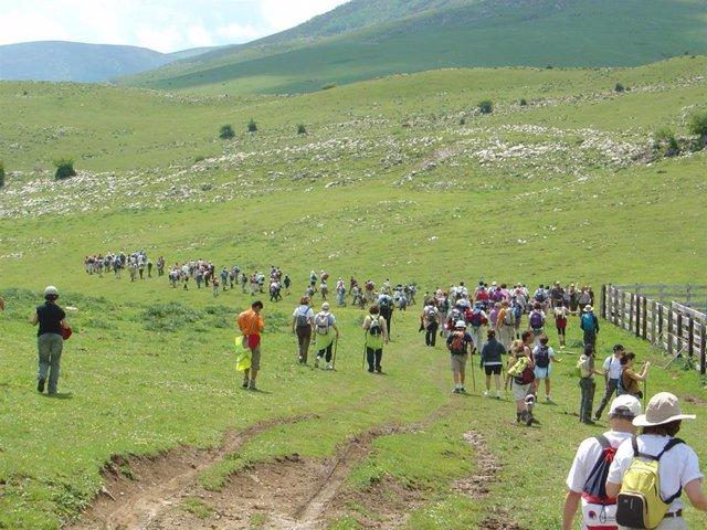 La Reserva del Saja protagoniza el programa de 'Marchas Turístico-Culturales 2019'