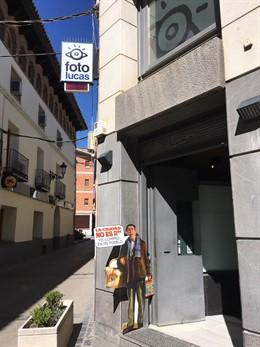 Zaragoza.- Los establecimientos de La Almunia inician una campaña para promover el comercio local