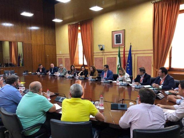La Junta diseña junto al sector andaluz las medidas del nuevo Plan Apícola que estará vigente entre 2020 y 2022