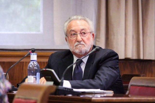 """Andalucía-Fundación Progreso y Salud aborda el jueves si Bernat Soria ha cometido """"irregularidad"""" por incompatibilidades"""