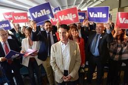 26M.- Valls propone tecnología punta para la seguridad y trasladar el Parlament a Glòries