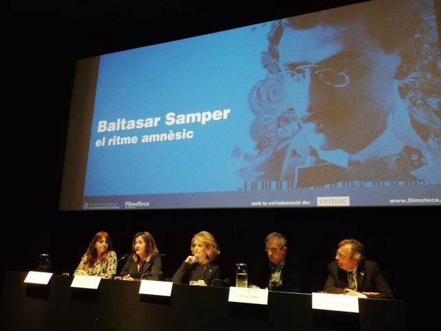 La Filmoteca de Catalunya proyecta en Barcelona el documental 'Samper, el ritme amnèsic' de Victoria Morell