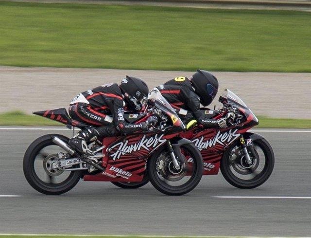 Motociclismo.- La Red Bull Rookies Cup arranca este fin de semana en Jerez con el foco en Marcos Uriarte