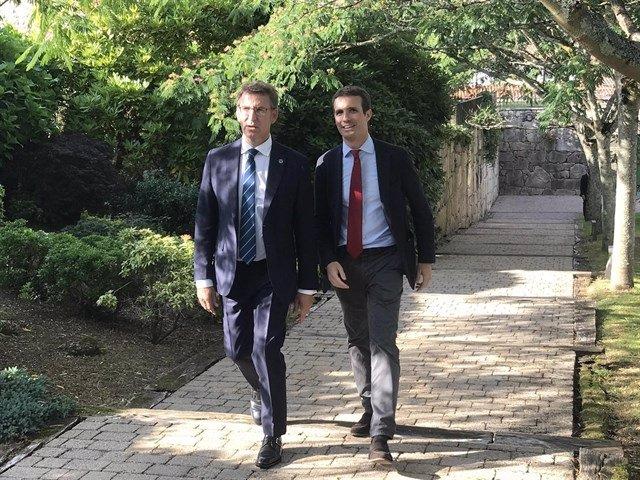 Pablo Casado estará en Vigo a próxima fin de semana nun acto no que repartirá carnés a 500 novos afiliados do PP