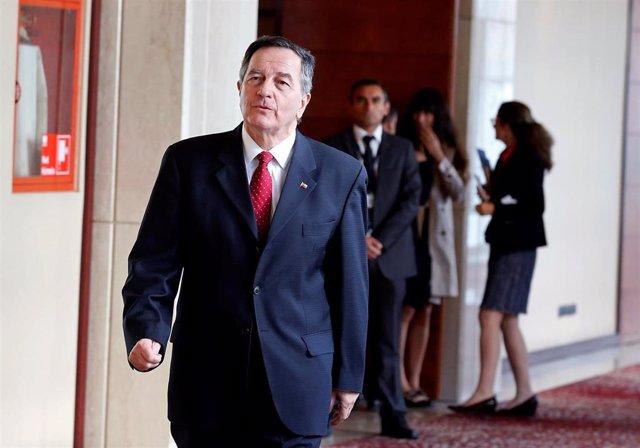 """Chile.- El ministro de Exteriores de Chile asegura que revivir UNASUR es """"completamente inviable"""""""
