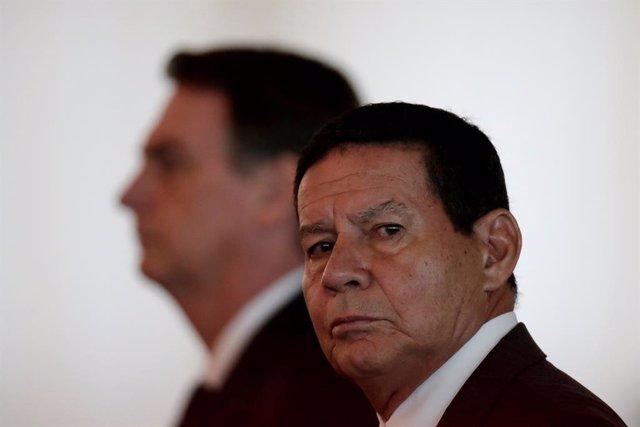 El vicepresidente brasileño indica que intento de Guaidó por derrocar a Maduro no fue una buena idea