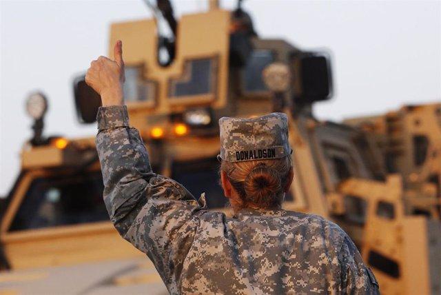 EEUU.- Las agresiones sexuales en el Ejército de EEUU se multiplican pese a las iniciativas para reducirlas