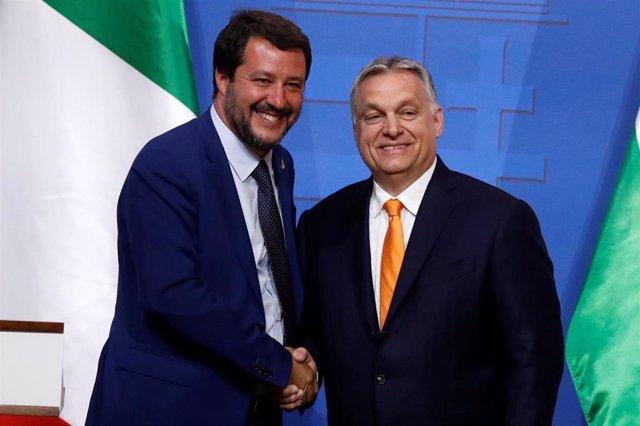 Hungría.- Orbán anuncia que intentará un acercamiento a Salvini que podría provocar una escisión en la derecha europea