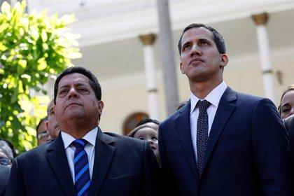 """Guaidó afirma que el """"único delito"""" del vicepresidente de la AN de Venezuela ha sido """"dar la cara"""""""