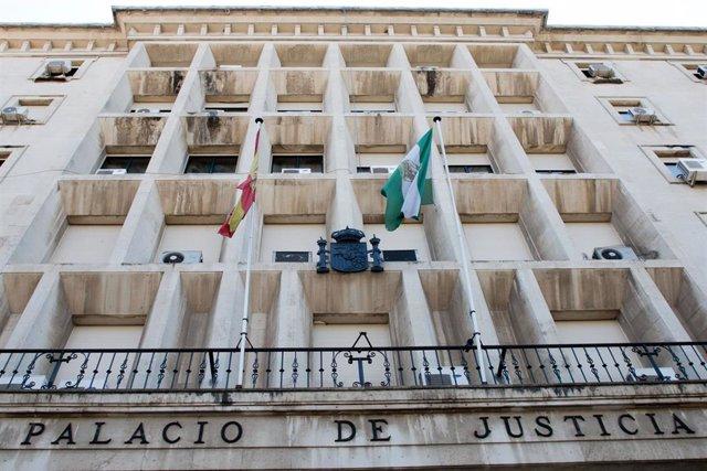 Sevilla.-Tribunales.- Un jurado enjuiciará a partir del día 13 al acusado de asesinar en 2016 a su ex pareja en Olivares