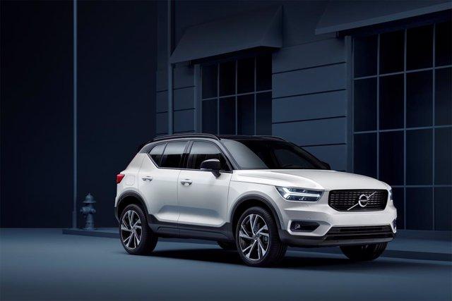 Economía/Motor.- Volvo Cars incrementa un 7,4% sus ventas mundiales en abril y casi un 9% en el cuatrimestre