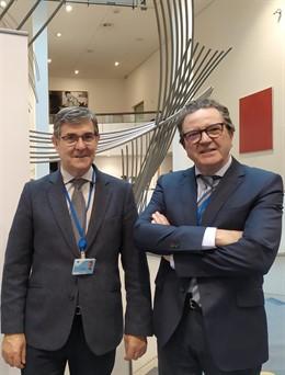 Aragón impulsa las plataformas europeas de regiones interesadas en la movilidad, el agua y el hidrógeno