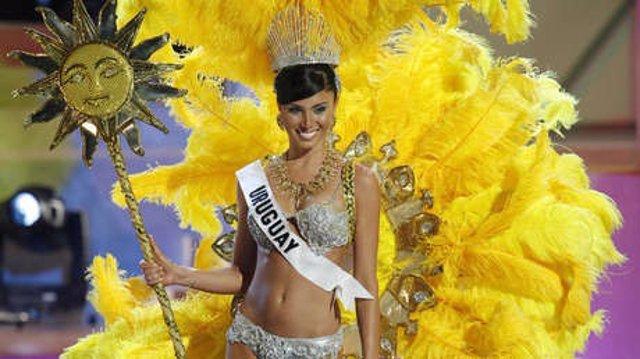 Hallan muerta a la ex Miss Uruguay 2006 Fatimih Dávila en un hotel de Ciudad de méxico