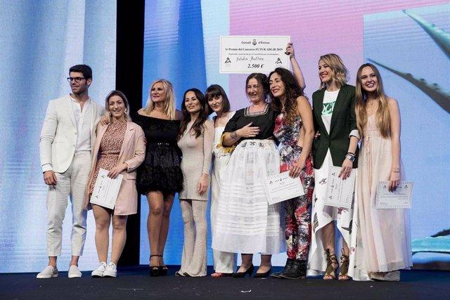 La dissenyadora Natalia Martínez guanya en 'Futur Adlib', la desfilada inaugural de la Fashion Week d'Adlib Moda Eivissa