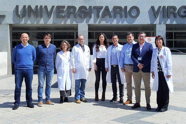 Sevilla.-Virgen del Rocío crea método para detectar toxicidad en personas con cáncer de pulmón tratadas con radioterapia