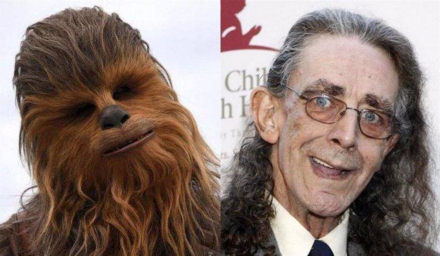 """La familia de Star Wars despide a su Chewbacca, Peter Mayhew: """"Se dejó el alma en el personaje"""""""