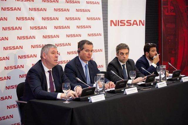 Nissan explica su plan para reducir la plantilla en Barcelona entre 400 y 500 empleos